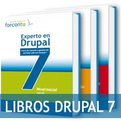 Pack de libros Drupal 7