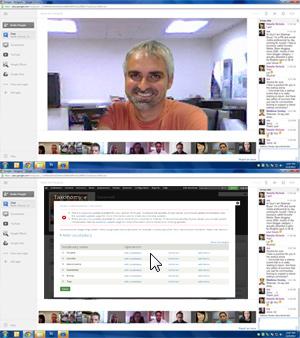 Curso de Drupal por Videoconferencia Hangouts